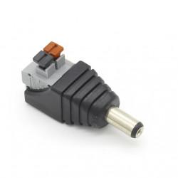 1st DC-Ström-Power-kontakt...