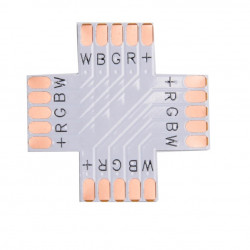 Flat LED-skarv-X 5-PIN 12mm...