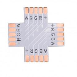 Flat LED-skarv-X 5-PIN 10mm...
