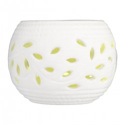 Solcellslykta i keramik...