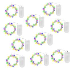 10st MIX Ljusslingor med 20...