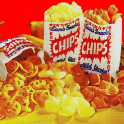 Varma Chips, 460 gram med...
