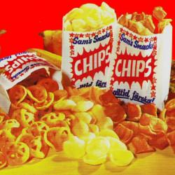 Varma Chips, 960 gram med...