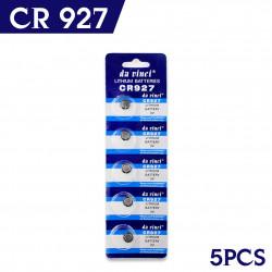Batteri CR927, 927, 3 volt,...