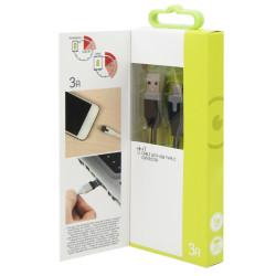 Muvit Laddkabel Synckabel USB-USB-C, 1 meter