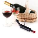 Korkskruv Flasköppnare Vinöppnare i form av flaska