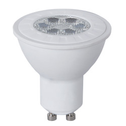 Ljusstark LED-lampa GU10 MR16 Spotlight 520 Lumen