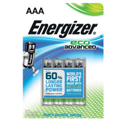 4-pack Super-Batterier AAA - Energizer Ultimate Lithium