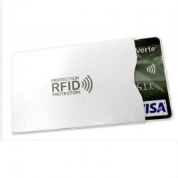 Skydda dina kredit- och bankkort från skimming RFID-skydd