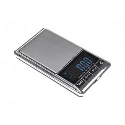 Digital pocketvåg 0.01-500g för smycken kryddor kosttillskott