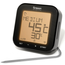 Oregon Scientific Bluetooth Grill- och Stektermometer