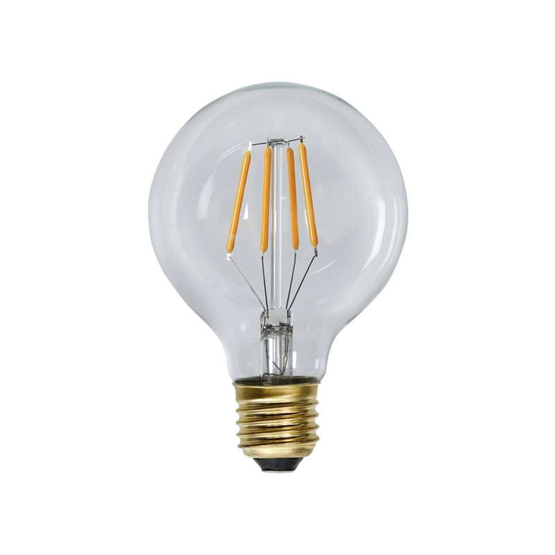 LED-LAMPA E27 G80 SOFT GLOW DIMMABLE