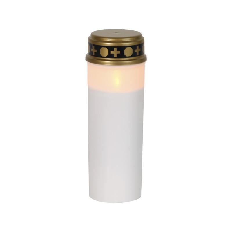 21cm LED vackert Gravljus Serene med TIMER