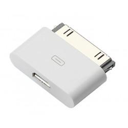 Adapterkontakt USB-micro till gammal iphone