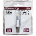Dimbar LED-lampa E14 T20 Crystal för tavelbelysningar  mm