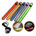 Reflex-KIT med 2st Lysande Reflexband och 2 st ZIP-lampor