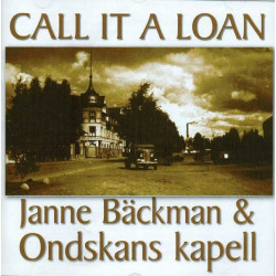 Janne Bäckman - Call it a loan