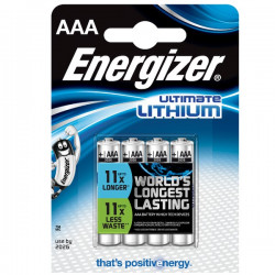 4-pack Super-Batterier AAA...