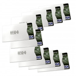 10st RFID-skydd. Skydda...