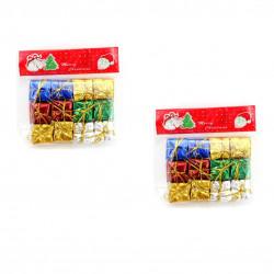 24 st små söta Julklappar,...