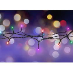 Ljusslinga 20 LED RGB Timer...
