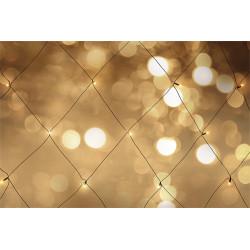 LED ljusnät,...